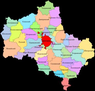 По Московской области